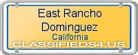 East Rancho Dominguez board